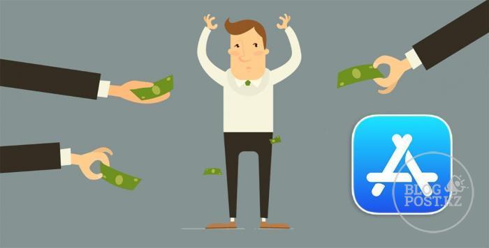 App Store-да қате сатып алу үшін ақшаны қайтарудың жұмыс әдісі